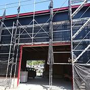 M社様新築倉庫外壁塗装